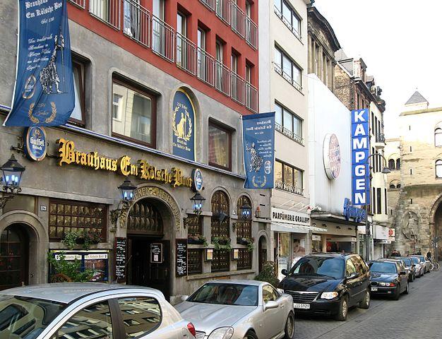 Hotel Koln Eigelstein
